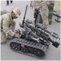 killer robot iraq