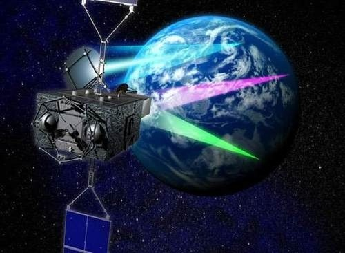 Solar Power Plant in Space