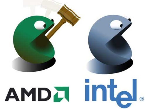 amd vs intel Intel Sues AMD