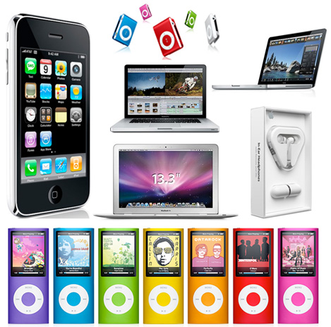 New-Apple-Products