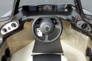 New Single Seat VW 4 300x199 Volkswagen Launches $600 Car The coolest single seater ever!