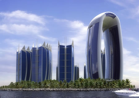 Engineering 1 amazing structures regatta hotel 18 Amazing Building Wonders from Construction World