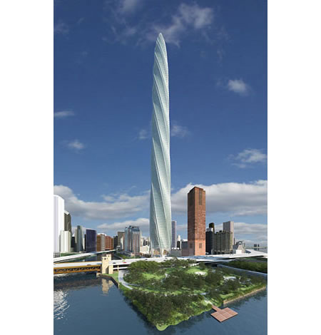 Amazing modern buildings of the world for Modern buildings in the world