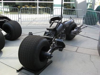 batpod Top 10 Futuristic Concept Bike Designs