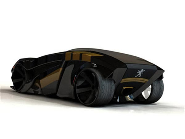 Muamba Do Paraguai 10 Conceitos Futuristas De Carros