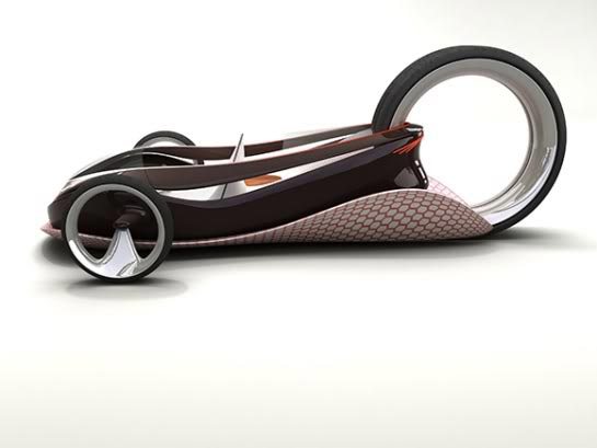 magnet car Top 10 Futuristic Concept Cars