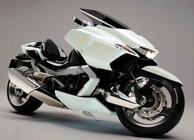 suzuki gstrider Top 10 Futuristic Concept Bike Designs