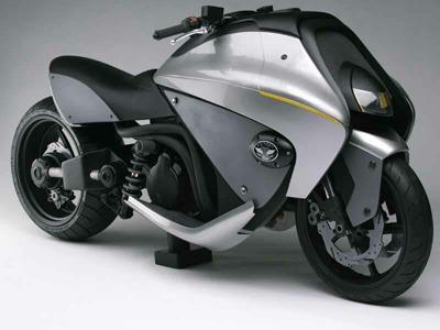 victory vision 800 Top 10 Futuristic Concept Bike Designs