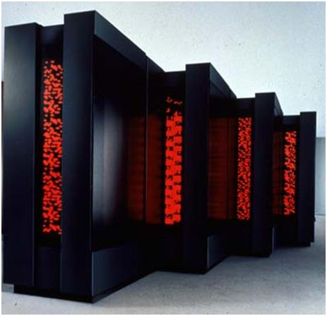 CM 5 Top 10 Super Computers in the World