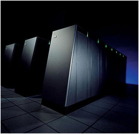 blue Top 10 Super Computers in the World