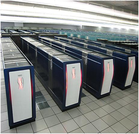 earth Top 10 Super Computers in the World