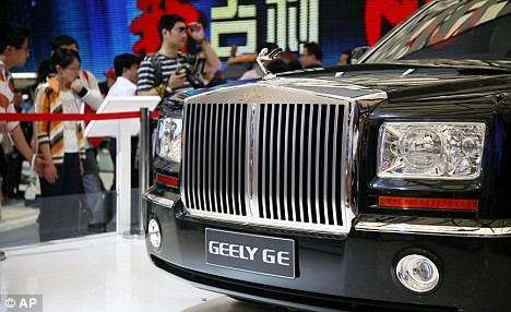 China Rolls Out A Rolls Royce Copy Realitypod