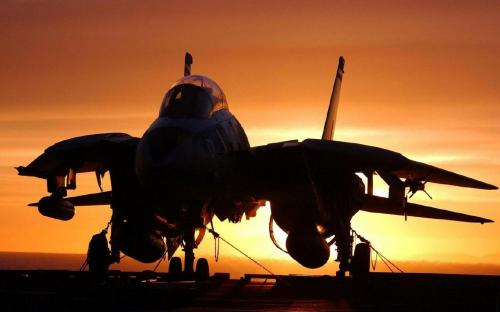 jet sunset.thumbnail Top 10 Fighters Planes