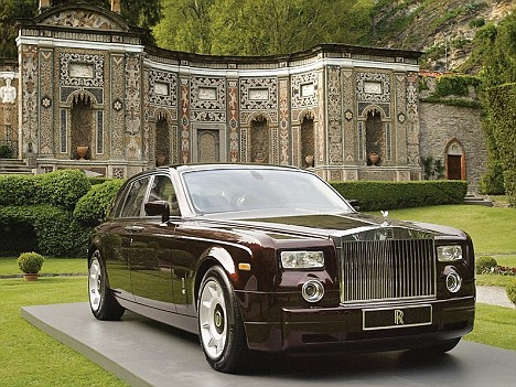 China rolls out a Rolls-Royce Copy