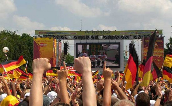 berlin1 550x340 Japan Promises to Broadcast 2022 World Cup Live in 3D