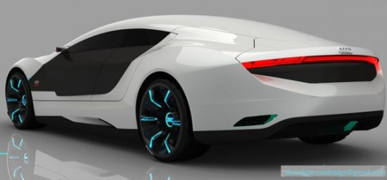 daniel garcias a9 concept 2 550x256 Audi A9 Concept Car Repairs Itself, Changes Body Color