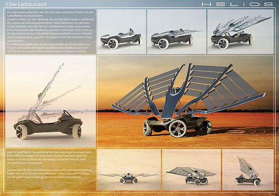 helios 2 U58GD 69 Top 10 Solar Powered Concept Cars