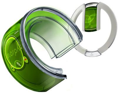 Nokia and Cambridge Design Nanotech Mobile