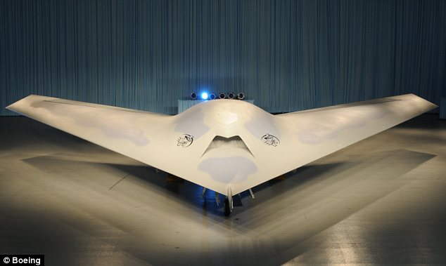 The Phantom Ray is due to take part in test flights this summer