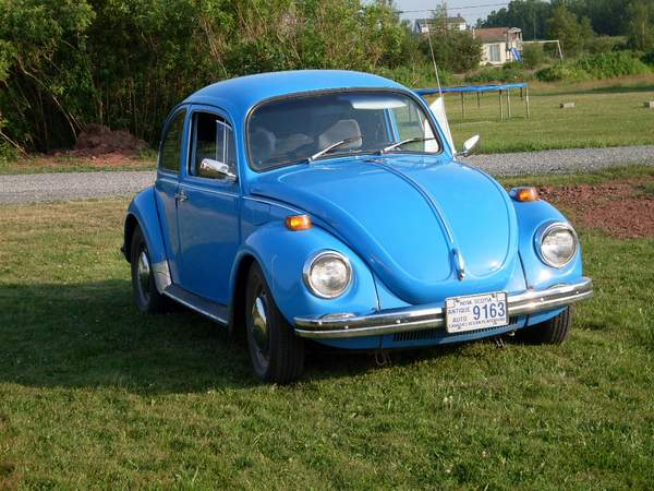 1972 Vw Super Beetle For Sale