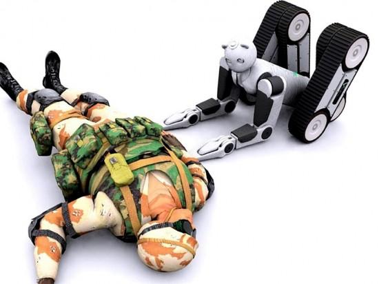 BEAR 550x412 Top 10 Modern Robots