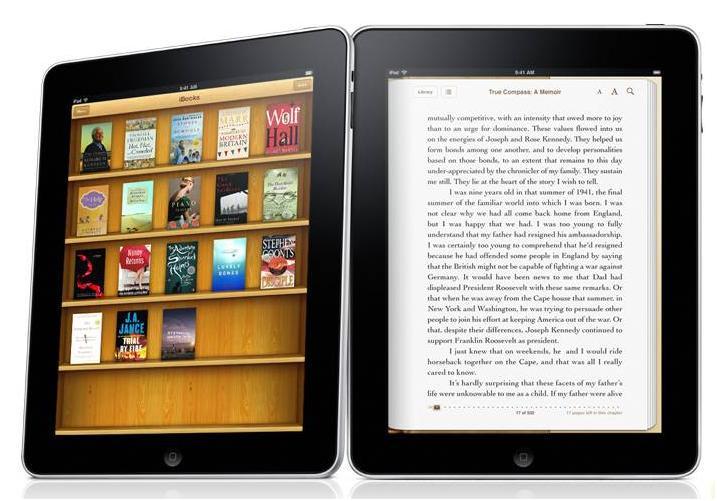 Top 10 iPad Apps