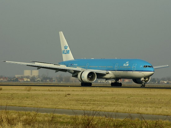 b777 206er klm ph bqe 550x412 Top 10 Biggest Aeroplanes