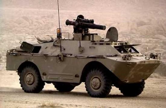brdm 2 ntc 550x360 Top 10 Russian Military Vehicles
