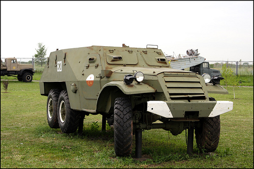 btr 152 Top 10 Russian Military Vehicles