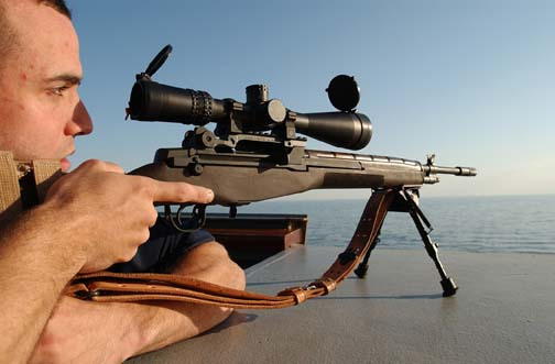 m21b Top 10 Sniper Rifles