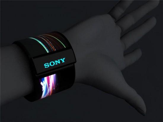 nextep3 550x412 Sony Unveils Futuristic Concept Computer Bracelet