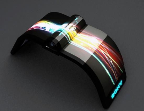 nextep5 550x427 Sony Unveils Futuristic Concept Computer Bracelet