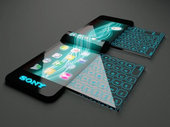 nextep7 550x412 Sony Unveils Futuristic Concept Computer Bracelet