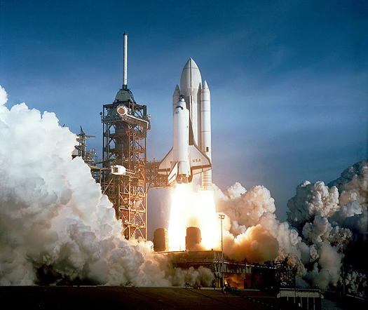 712px Space Shuttle Columbia launching NASA Announces Final Dates For Last Two Shuttle Missions