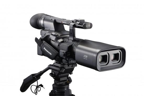 Panasonic 3D Camcorder AG 3DA1 550x366 Top 10 gadgets 2010