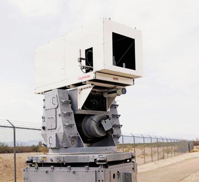 Video New Anti Aircraft Laser Shoots Down Uav Realitypod