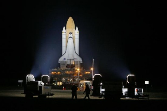 Space Shuttle JPEG 233008c 550x366 NASA Announces Final Dates For Last Two Shuttle Missions