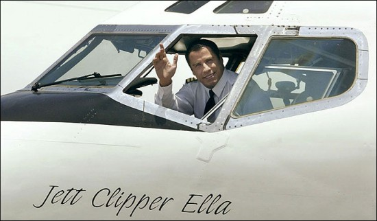 Travolta 550x322 Top 10 Private Jets