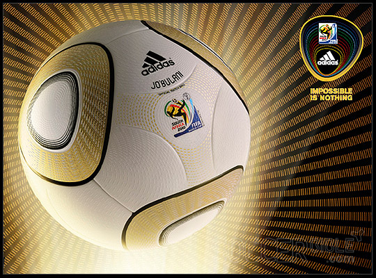 FIFA 2010 World Cup Final Match Ball Goes on Sale on Ebay