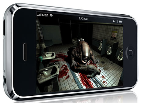 Top 10 iPhone First Person Games