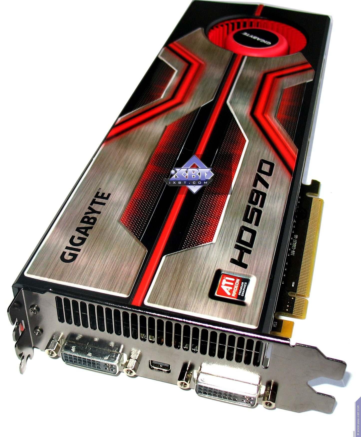 gigabyte 5970 front