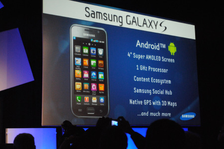 samsung galaxy s Samsung to Give Frustrated iPhone 4 Users Free Galaxy S