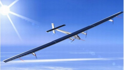 solar impulse 1 First Solar Powered Night Flight a Reality
