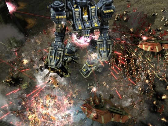 supreme commander 2 screenshot 550x412 Top 10 PC games of 2010