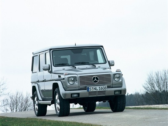 1011 550x412 Top 10 Mercedes models