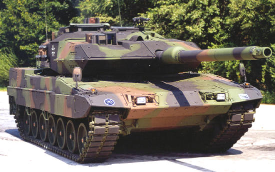 1a1 Top 10 most advanced tanks