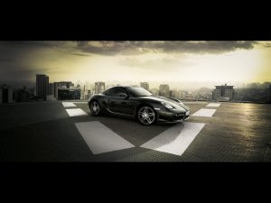2008 Porsche Design Edition 1 Cayman S Front And Side 1920x1440 300x225 Top 120 Porsche Wallpapers