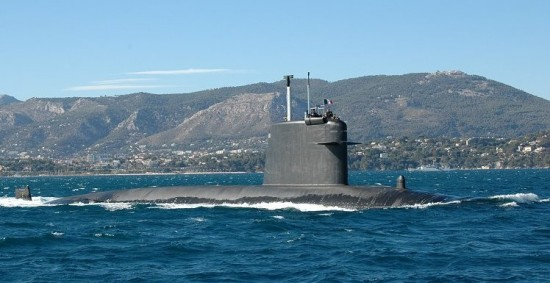 9a1 550x283 Top 10 Deadliest Submarines