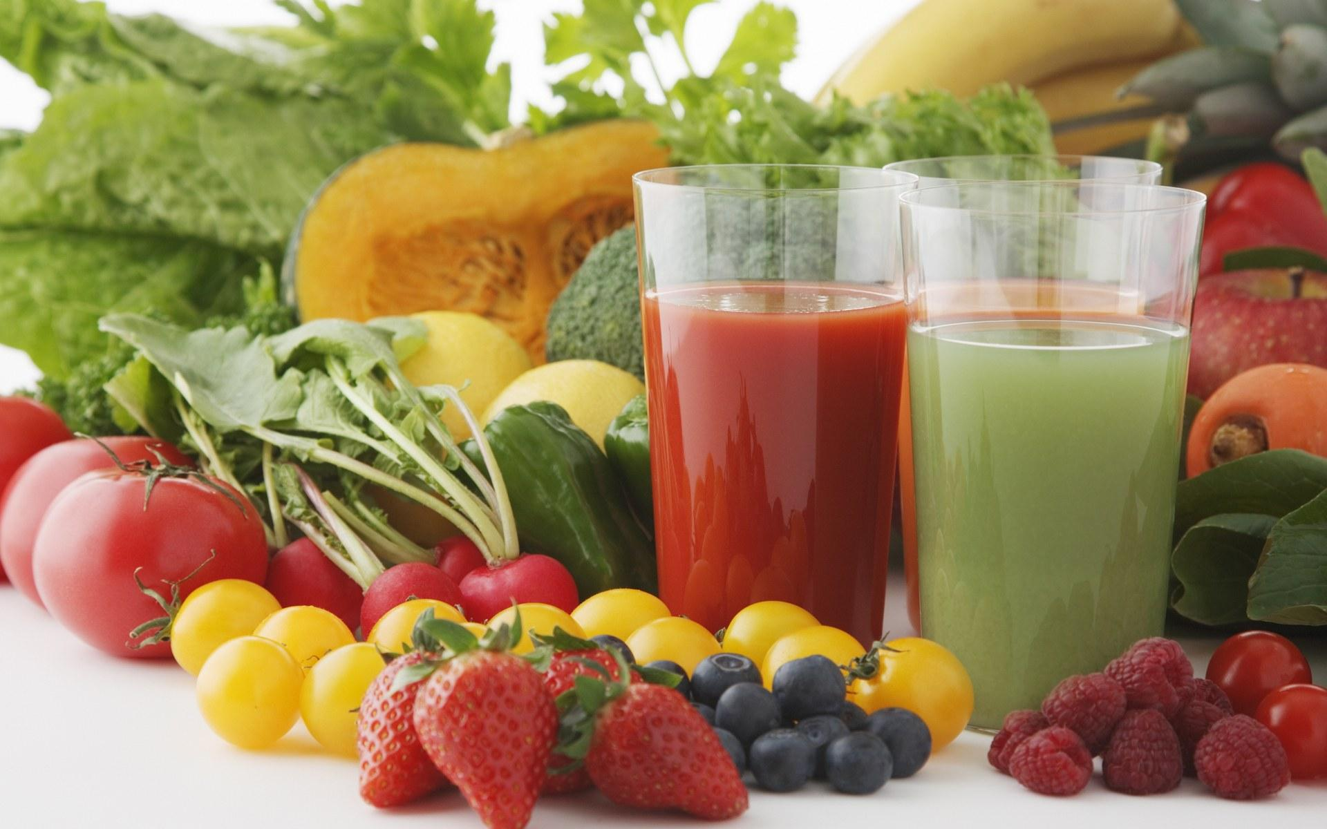 Diet Juices to Lose Weight