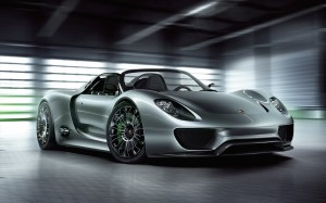 Porsche 918 Spyder 2011 widescreen 01 300x187 Top 120 Porsche Wallpapers